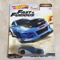 Hot wheels / hotwheels Subaru Impreza WRX STi Premium off-road