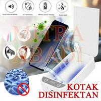 Kotak Disinfektan Pencuci / UV Sterilizer Box Pembunuh Virus Bakteri