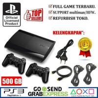 Sony Ps3 Superslim 500Gb