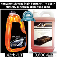 PREMIUM 5L Car Shampoo/Shampoo Mobil with Conditioner