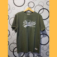 TSHIRT BAJU KAOS DICKIES ORIGINAL NEW