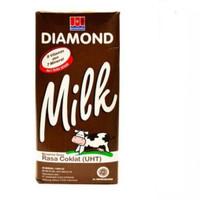 DIAMOND SUSU UHT CHOCOLATE 1 LITER