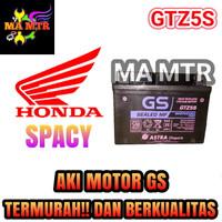 Termurah Aki Motor Honda Spacy GTZ5S GS Accu kering MF
