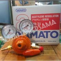 Regulator Yamato Acetylene Standard YR-71 / Yamato Acetylene