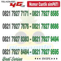Nomor Cantik Simpati telkomsel 4G LTE seri abab pilihan