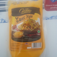 euro gourmet saus keju / cheese sauce 500 gram + bubble wrap