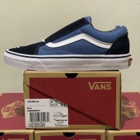 VANS OLD SKOOL CLASSIC NAVY ORIGINAL BNIB GLOBAL RELEASE