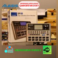 ALESIS SR18/ALESIS SR-18 High Definition Drum Machine