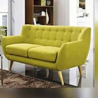 sofa scandinavian 2 seater