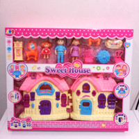mainan sweet house mainan rumah rumahan