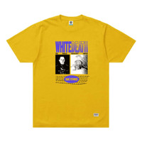 SKYMO APPAREL TSHIRT DEATH YELLOW