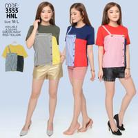 baju atasan wanita terbaru/baju atasan wanita korea/baju atasan katun