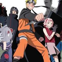 DVD Film Naruto episode 1-500 end