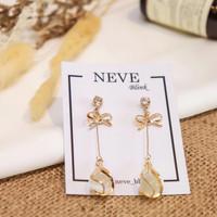 Vuzel Earrings (PREMIUM KOREA) | anting wanita