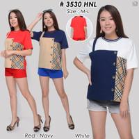 baju atasan wanita murah/blouse wanita terbaru/blouse wanita korea