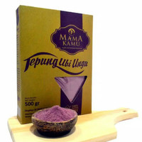 mama kamu/ tepung ubi ungu / organik gluten free