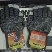 Sarung tangan touchscreen sentuh Hp Tab anti slip kain wol rajut jumbo
