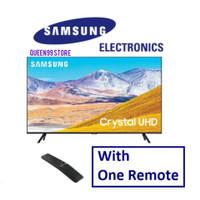 TV LED SAMSUNG 75inch 75TU8000 CRYSTAL UHD 4K NEW 2020