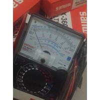 multimeter analog sanwa murah