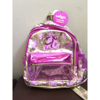 Smiggle Teeny Tiny Gold Series Unicorn Tas Ransel Anak TK Original