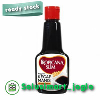 Kecap manis Tropicana slim 200ml