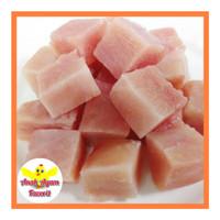 Daging ayam/Dada Fillet Dadu/Fresh food/Catering/bahan makanan
