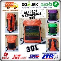 Tas Ransel Dry Bag Waterproof / Tas Ransel Anti Air
