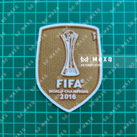 [ PATCH ] WCC 2016 REAL MADRID RETRO