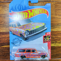 HOT WHEELS 64 CHEVY NOVA WAGON