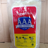 Bihun Superbihun AAA - Super bihun cap lima saudara 450 gr