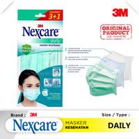 Masker 3M Nexcare Daily Earloop