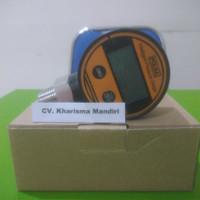 Pressure gauge digital POLKA range 10bar