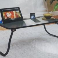 Meja Lipat Meja Belajar Laptop Kerja Kantor