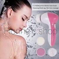 5 in 1 Beauty care massanger/Alat pembersih muka 5 in 1