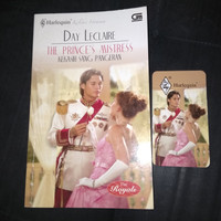 The Prince's Mistress- Novel Harlequin Terjemahan by Day Leclaire