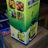 Sprayer manual 5 liter HOKITA harga ekonomis alat semprot hama