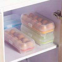 Kotak telur 15 sekat/Box telur 15 lobang/Egg organizer