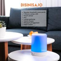 DISINISAJO — 2 in 1 LED Bluetooth Speaker