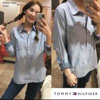 Tmh Daily polka blouse