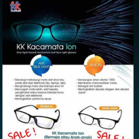 Kacamata ion KK