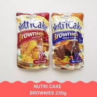 NUTRI CAKE BROWNIES 230g