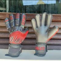 Calci illustro Ultima Red - sarung tangan kiper goalkeeper glove gk gl