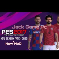 Kaset Game PC/Laptop PES 2017 Patch Terbaru NEXT SEASON 2020