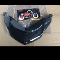Ducktail plastik for Yamaha Nmax full carbon import