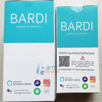 Lampu BARDI Smart LED Light Bulb Wifi RGB WW 9W 9 Watt + 12W 12 Watt