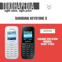Samsung Keystone 3 SM-B109E Garansi Resmi SEIN