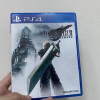 PS4 Game - Final Fantasy 7 FF7 VII Remake ( Reg 3 Asia )