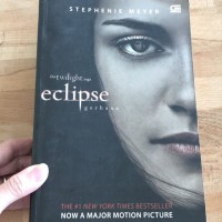 Novel Preloved Eclipse (The Twilight Saga)