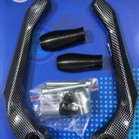 Proguard Handguard Sabit Motif Carbon Motor Nmax Aerox Pcx Xmax Lexi