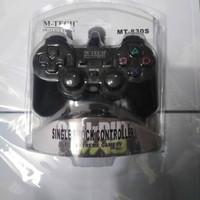 Gamepad Single Getar Hitam